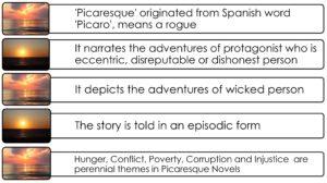 02_Picaresque Novel